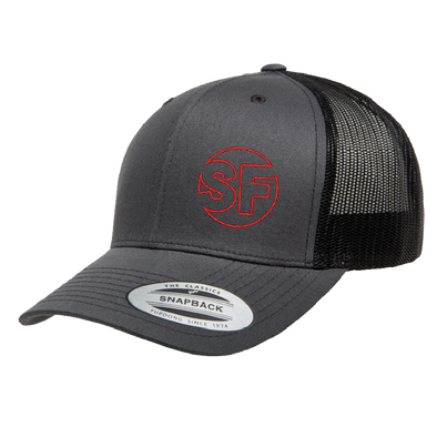 Smokin Fin Mesh Back Cap