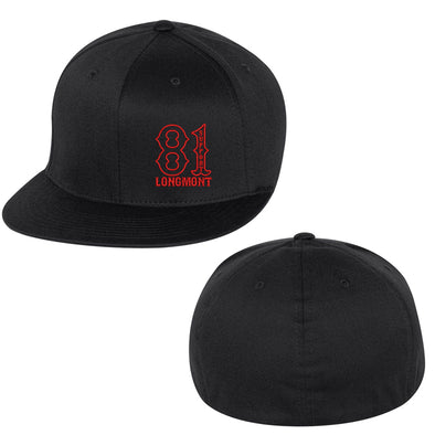 Flexfit - Pro-Baseball On Field Flat Bill Cap