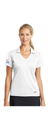Nike Golf Ladies Dri-Fit Vertical Mesh Polo Shirt
