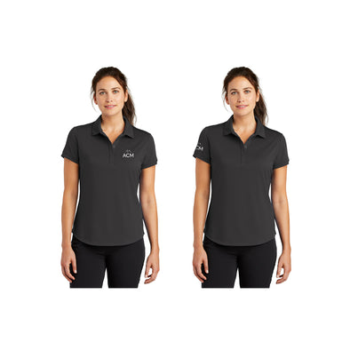 Nike Golf Dri-Fit Smooth Performance Modern Fit Polo Ladies Shirt