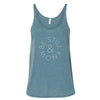 Be Still - Women's Slouchy Tank