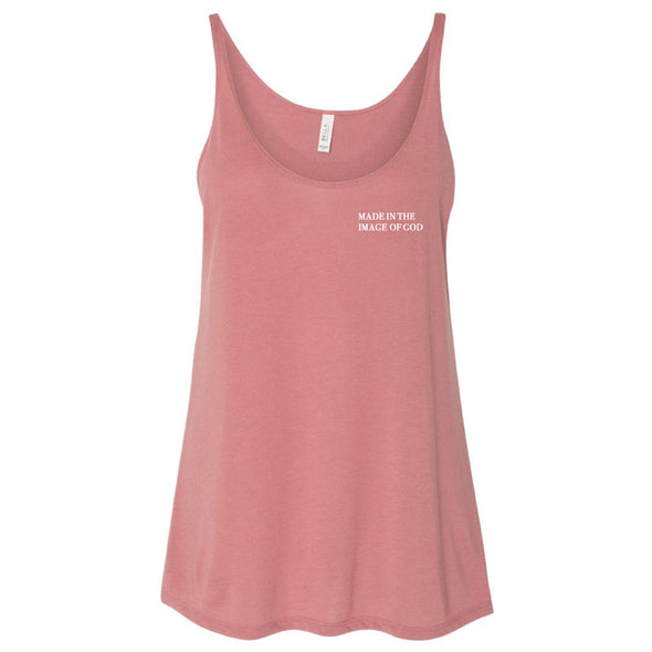 Made In - Women's Slouchy Tank