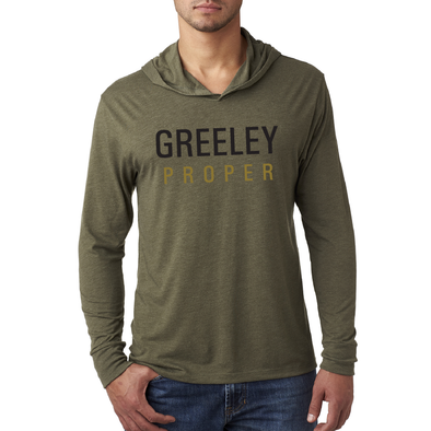 Long-Sleeve Hoody