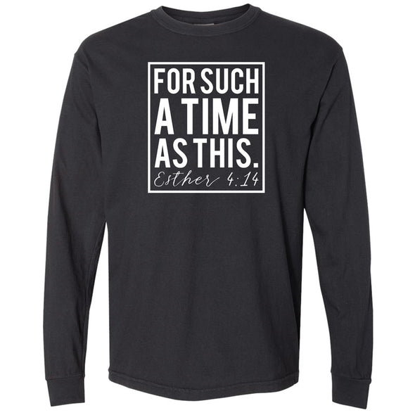 For Such A Time - Long-Sleeve T-Shirt