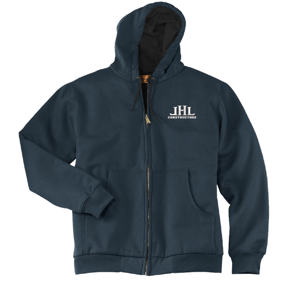 CornerStone Heavy Weight Zipped Hoodie