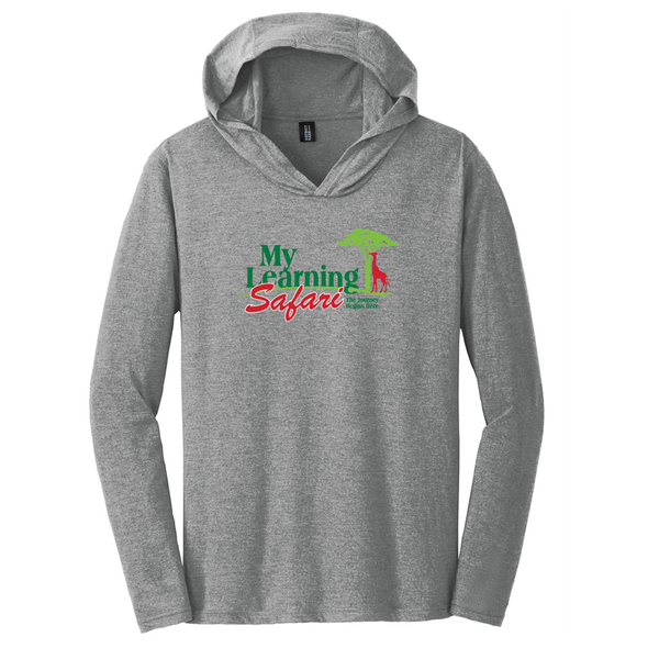 District ® Perfect Tri ® Long Sleeve Hoodie