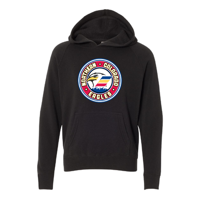 Independent Trading Co. - Youth Special Blend Raglan Hooded Sweatshirt