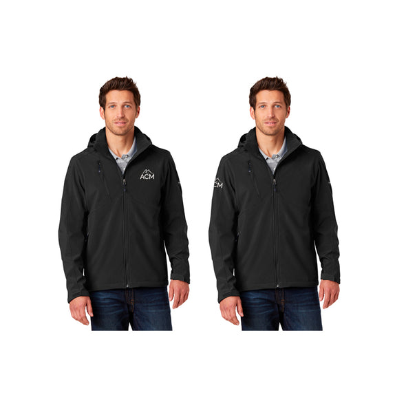 Eddie Bauer® Hooded Soft Shell Parkas Jacket