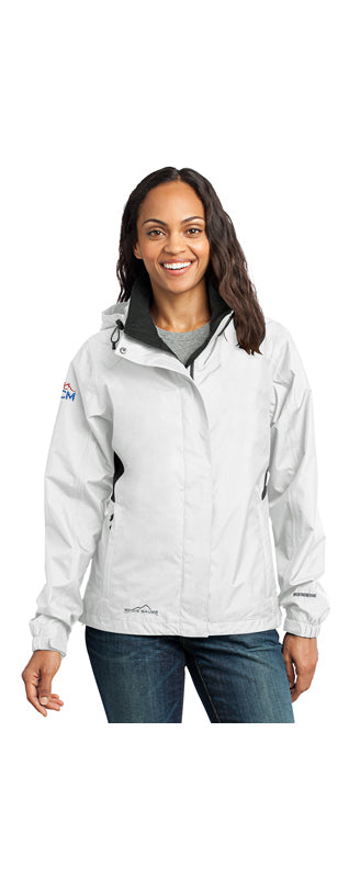 Eddie Bauer® Ladies Rain Jacket