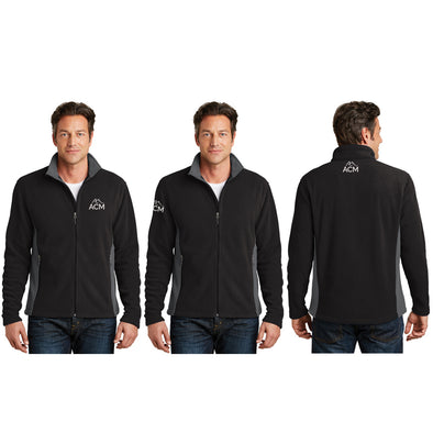 Port Authority® Colorblock Value Fleece Jacket