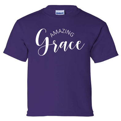 Amazing Grace - Youth T-Shirt