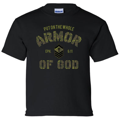 Armor of God - Youth Heavy Cotton T-Shirt
