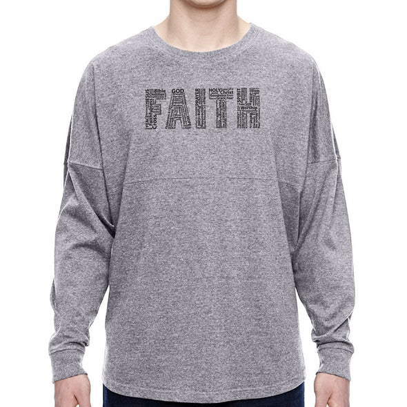 Faith - Adult Game Day Jersey