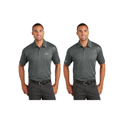 Men's Port Authority® Trace Heather Polo Shirt