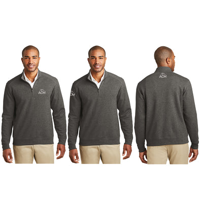 Port Authority® Interlock 1/4-Zip Shirt