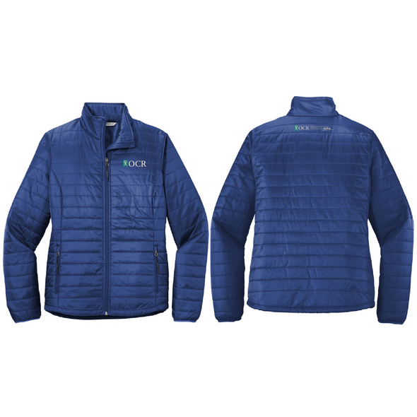 Port Authority® Ladies Packable Puffy Jacket