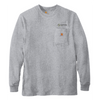 Carhartt ® Workwear Pocket Long Sleeve T-Shirt