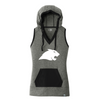 New Era® Ladies Heritage Blend Hoodie Tank