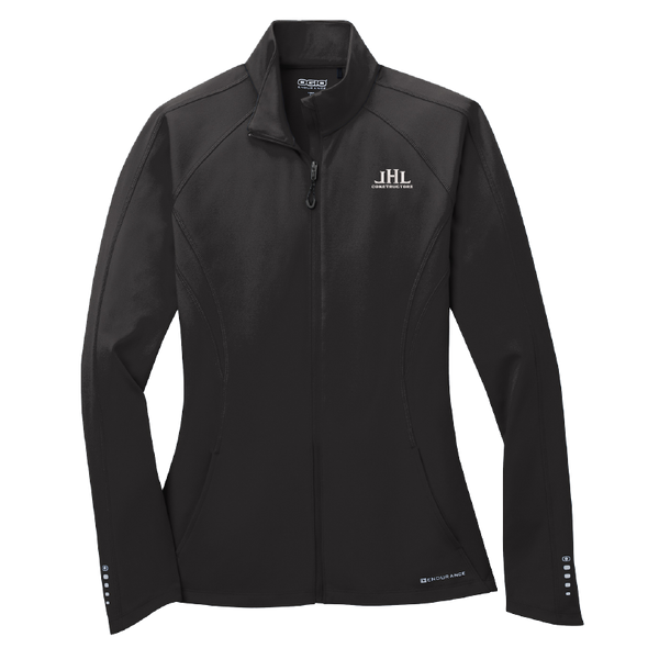 Ladies Radius Full Zip
