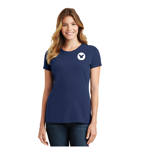 District ® Women's Fitted The Concert Tee