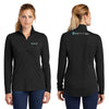 Sport-Tek ® Ladies PosiCharge ® Tri-Blend Wicking 1/4-Zip