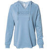 Be The - California Wave Wash Hooded Pullover