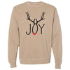 Joy Rudolph -- Heavyweight Pigment-Dyed Sweatshirt