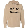 Prayer Warrior - Pigment Dyed Hooded Pullover