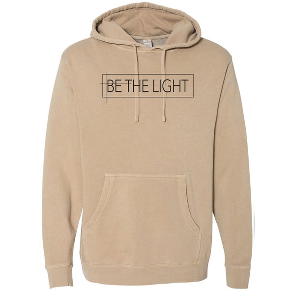 Be The - Pigment Dyed Hooded Pullover