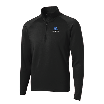 Cheer - Men's Sport-Wick® Stretch 1/2-Zip Pullover
