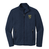 Port Authority® Collective Striated Fleece Jacket