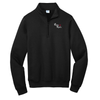Port & Company ® Core Fleece 1/4-Zip Pullover Sweatshirt