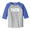 Rabbit Skins™ Toddler Baseball Fine Jersey Tee