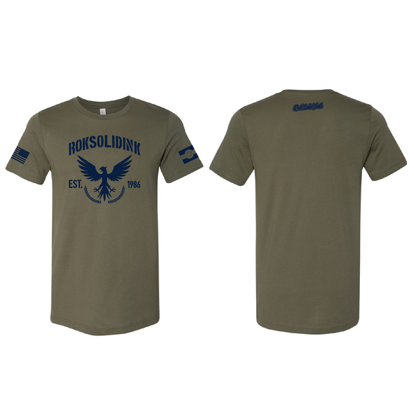 RS Airborne Eagle Tee