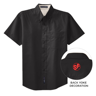 Mens Smokin Fins Server Shirt