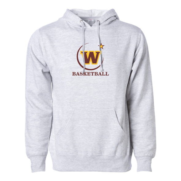 Independent Trading Co. - Midweight Hooded Sweatshirt