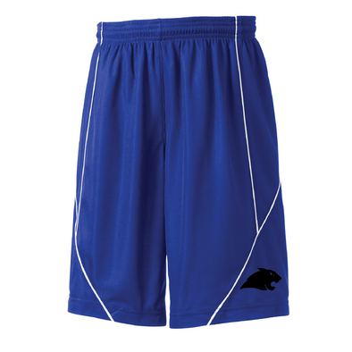 Sport-Tek® Youth PosiCharge® Mesh Reversible Spliced Short