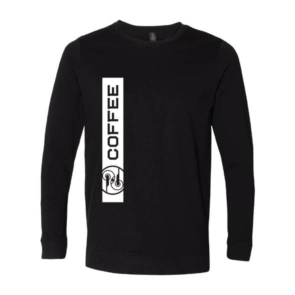 Anvil - Unisex Lightweight Terry Sweatshirt - Coffee Bar