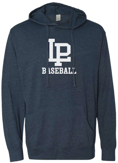 LP Baseball Hooded T Shirt