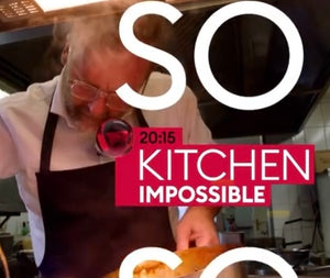 Sepp Schellhorn kocht  in Kitchen Impossible