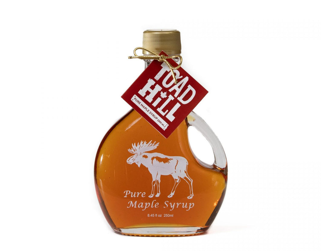 Adirondack Maple Syrup - 250 ml Moose Bottle