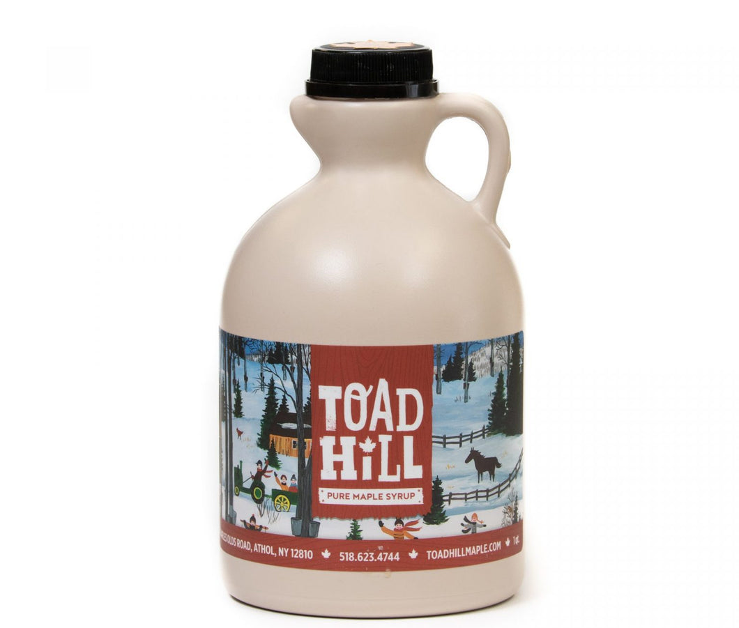 Adirondack Maple Syrup - Quart Jug