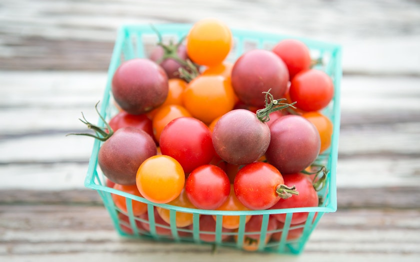 Tomato - Cherry - Mixed (Red, Gold, Purple)