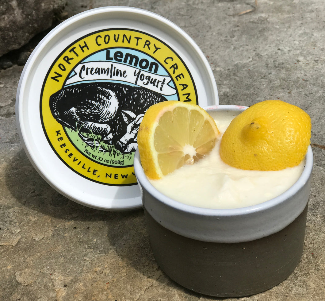 Yogurt - Lemon