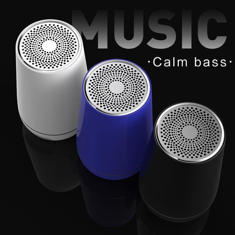 Stylish 3D Bass Hi-Fi Audio Stereo Speaker