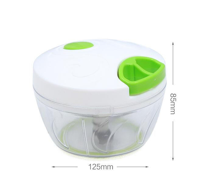 Sturdy Sleek Trendy Hand Pull Manual Vegetable/ Meat Chopper