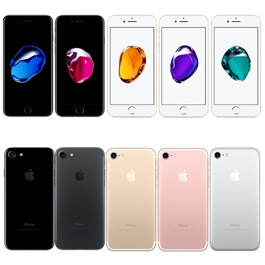 Unlocked Apple iPhone 7 4G LTE Cell Phone