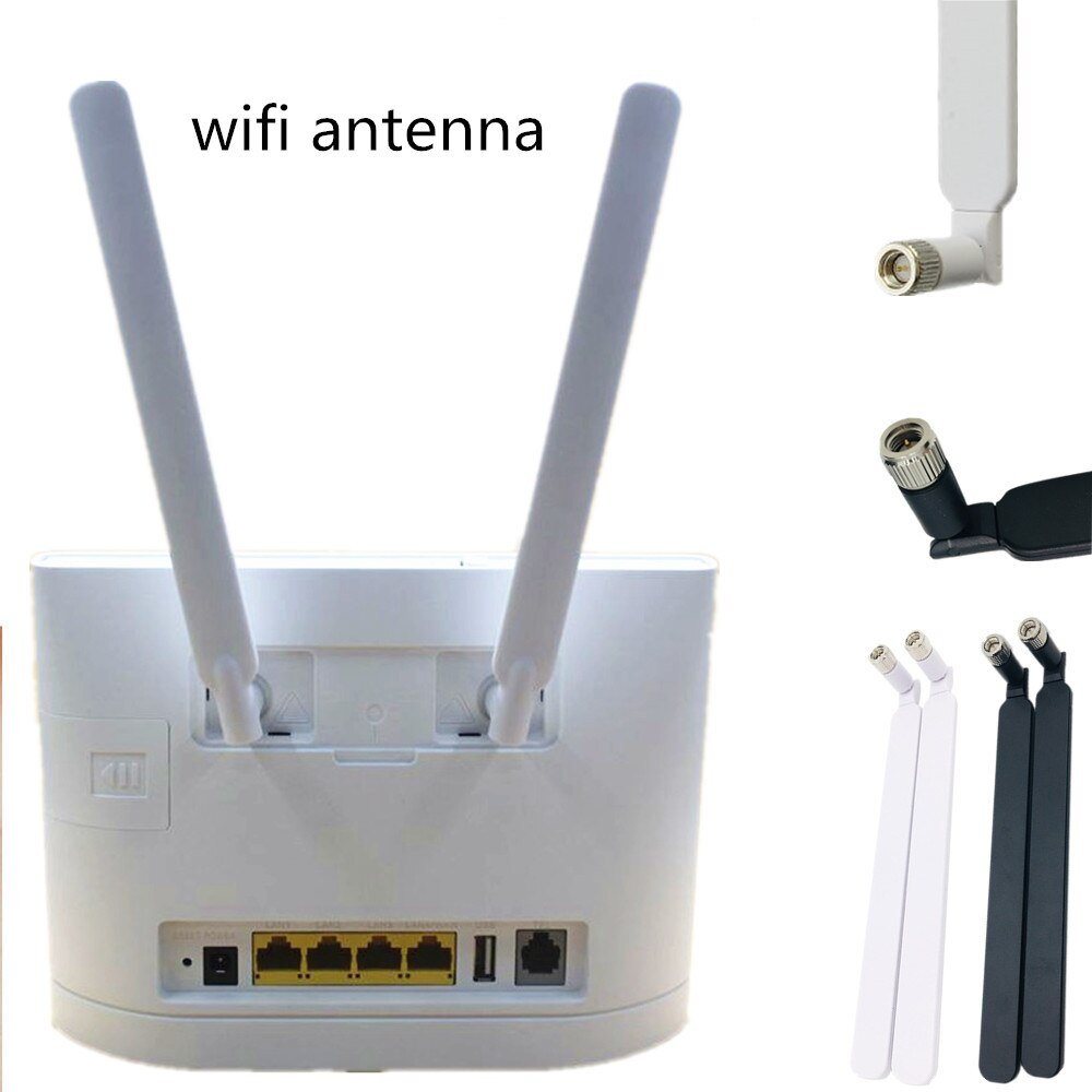 WIFI Antenna SMA Male 4G 5G Signal Booster LTE Router