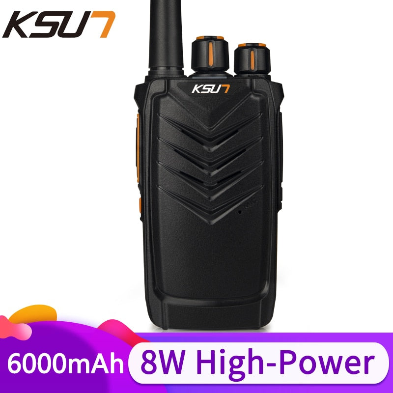 Walkie Talkie Ham Radio Comunicador Hf Transceiver Radio Scanner