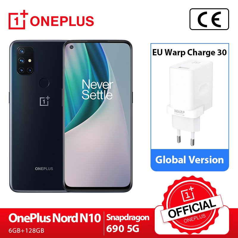 Global Version OnePlus Nord Smarphone